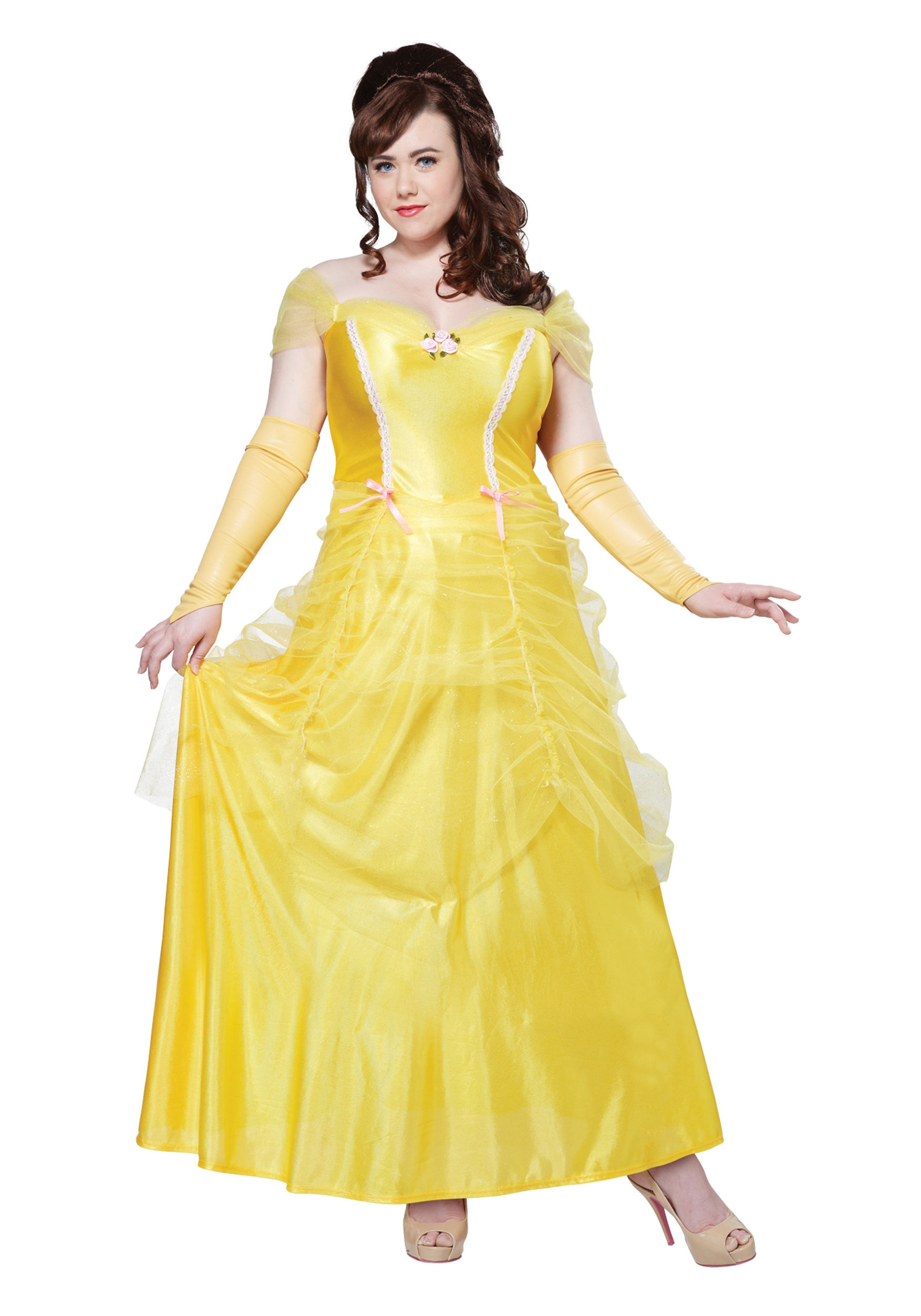 Plus Size Classic Beauty Costume - Dress Halloween Costumes
