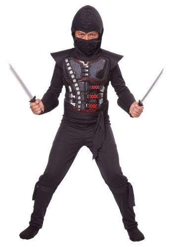 Stealth Ninja Battle Armor Kit