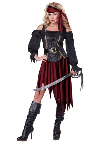 Queen of the High Seas Costume