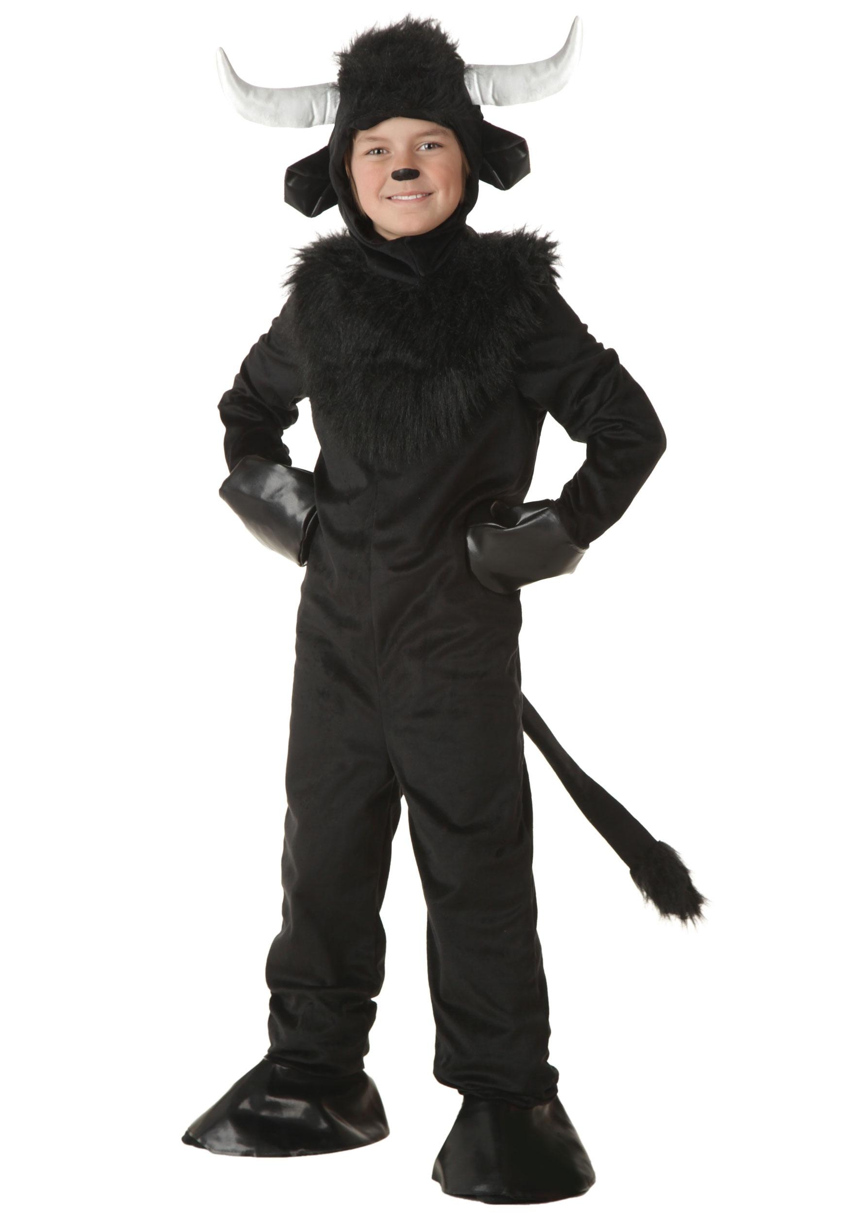 sc 1 st  Halloween Costumes & Child Bull Costume