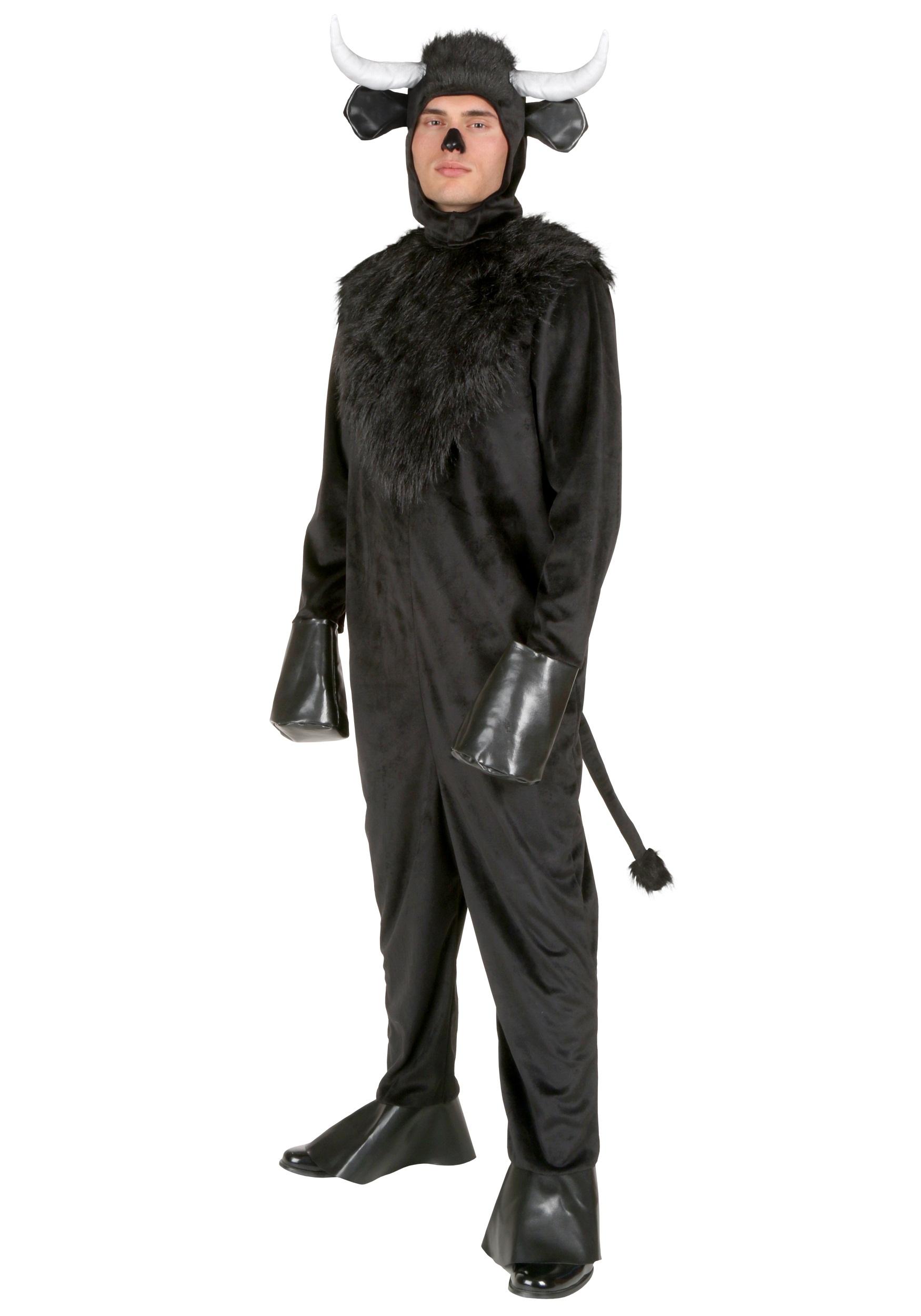 adult cow halloween costume