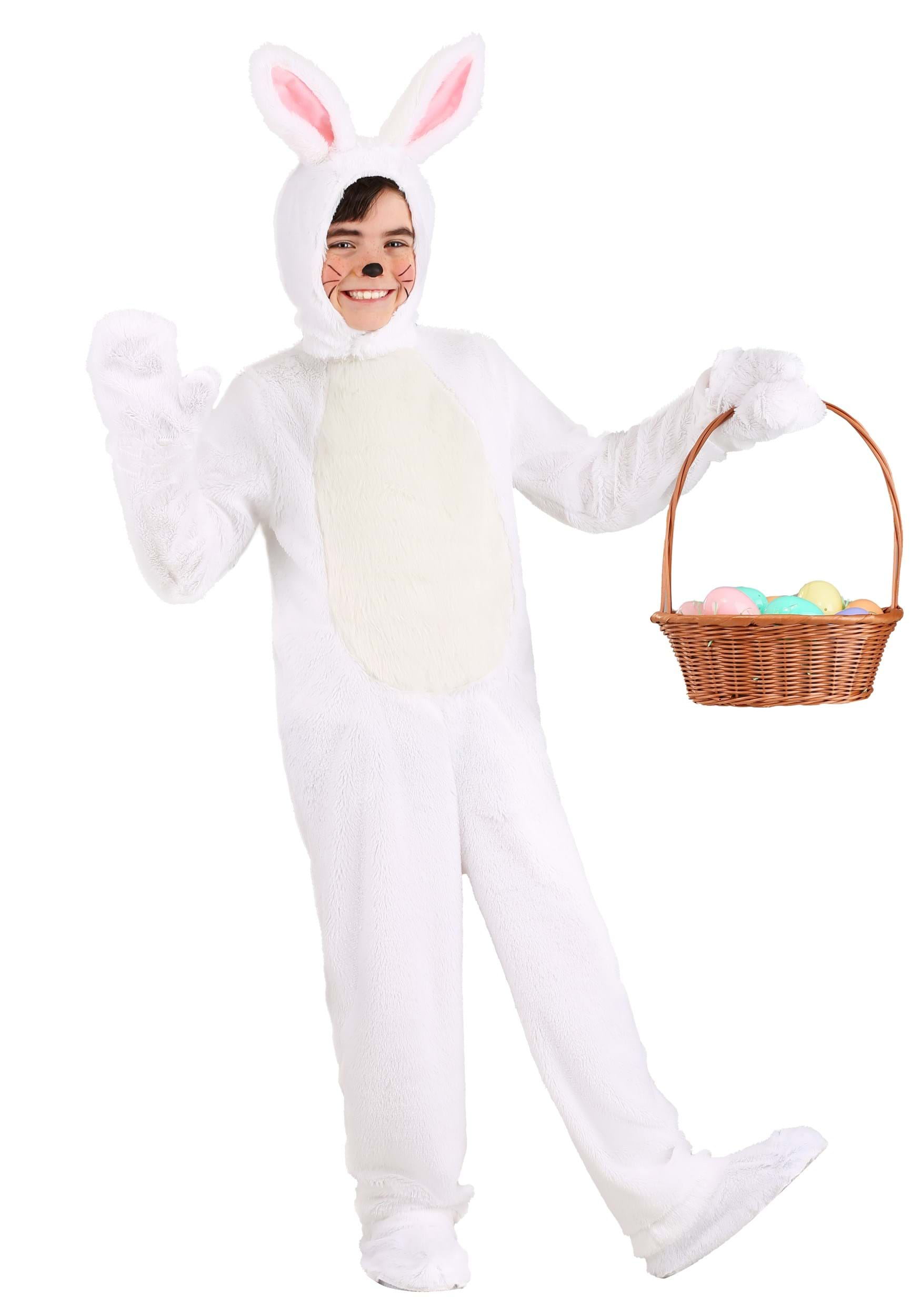09c68cd82 Bunny Costumes   Suits For Adults   Kids - HalloweenCostumes.com