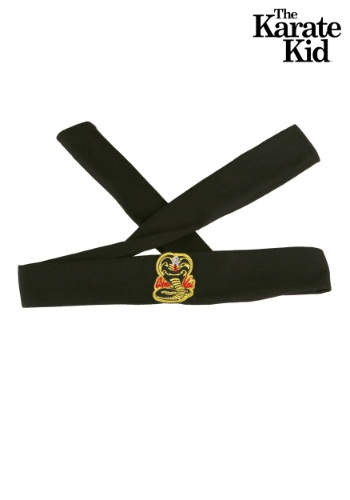 Karate Kid Cobra Kai Headband By: Fun Costumes for the 2015 Costume season.