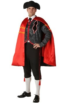 Plus Size Matador Costume Update Main