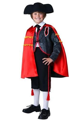 Kids Matador Costume Update Main
