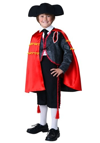 Kids Matador Costume By: Fun Costumes for the 2015 Costume season.
