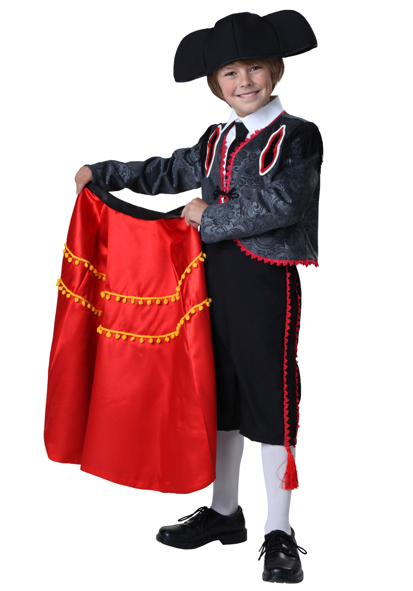 Cruz bullfighters costume girls pictures