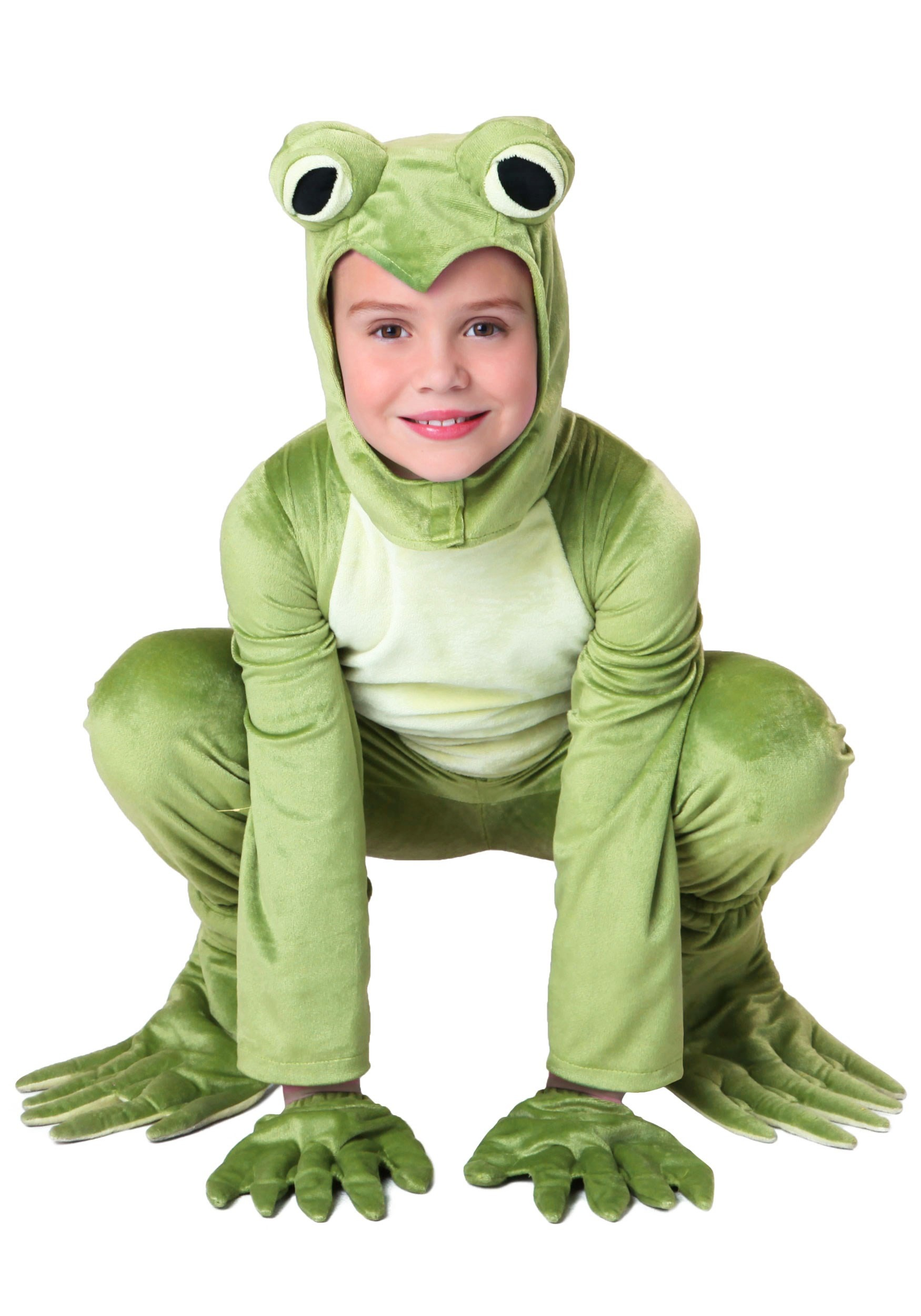 Toddler Little Frog Halloween Costume