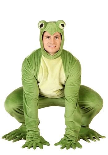 Adult Deluxe Frog Costume Update