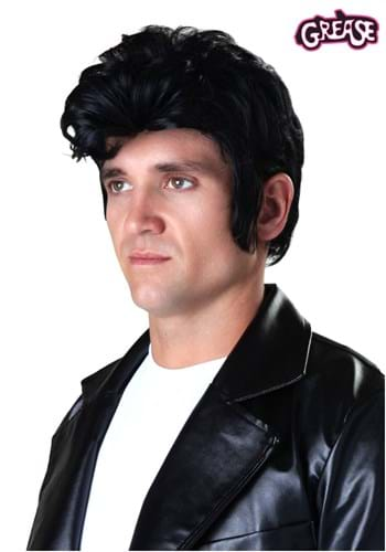 Deluxe Grease Adult Danny Wig