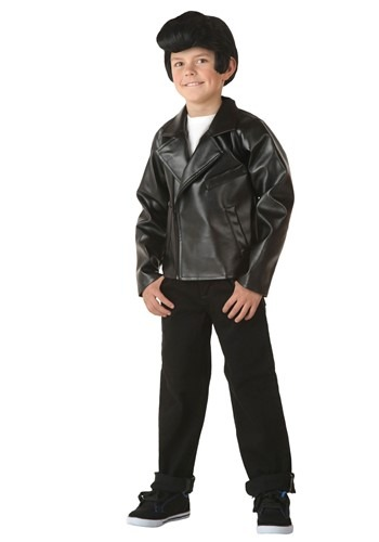 Kids Grease T-Birds Jacket Costume