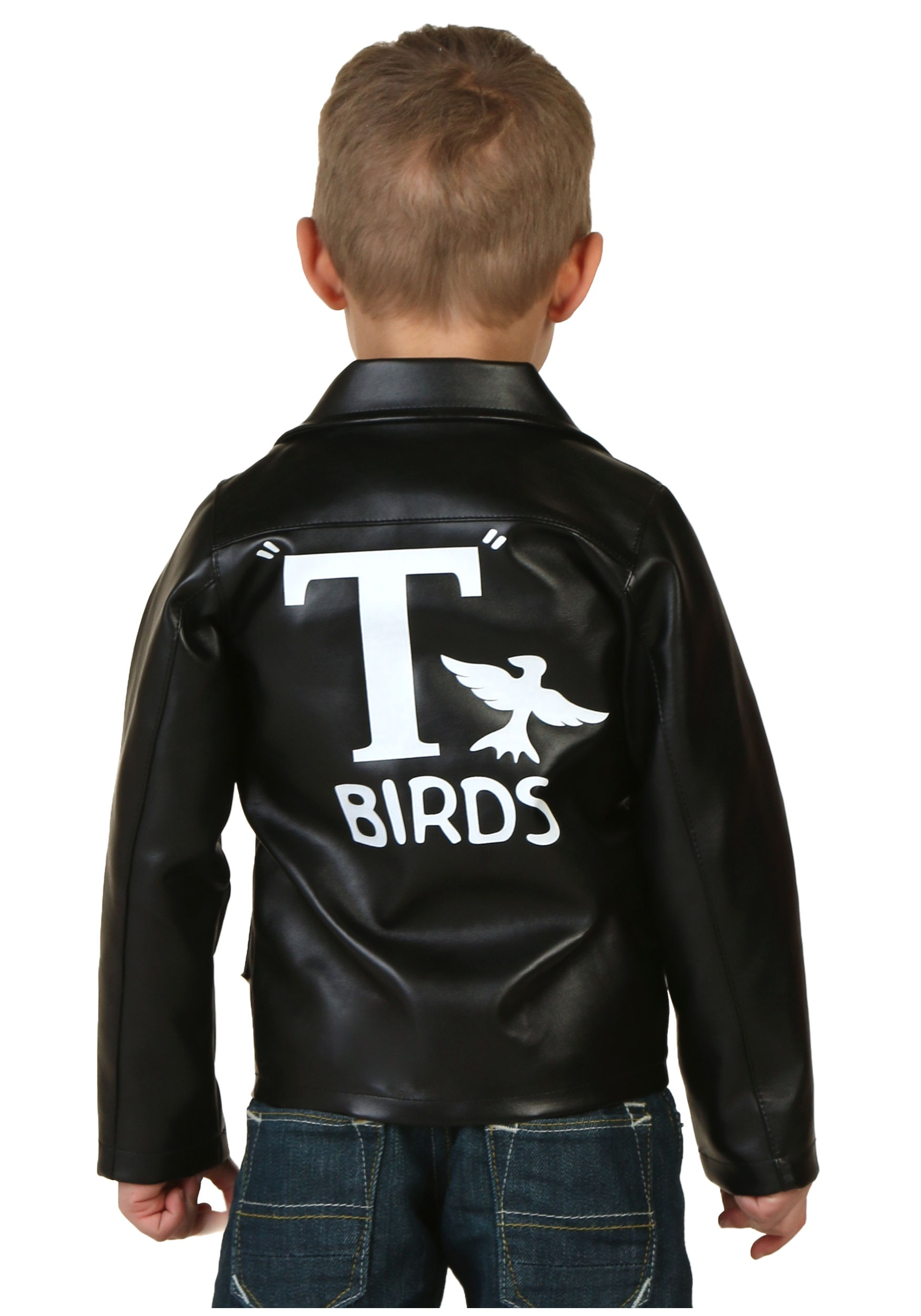 T birds jacket for sandy