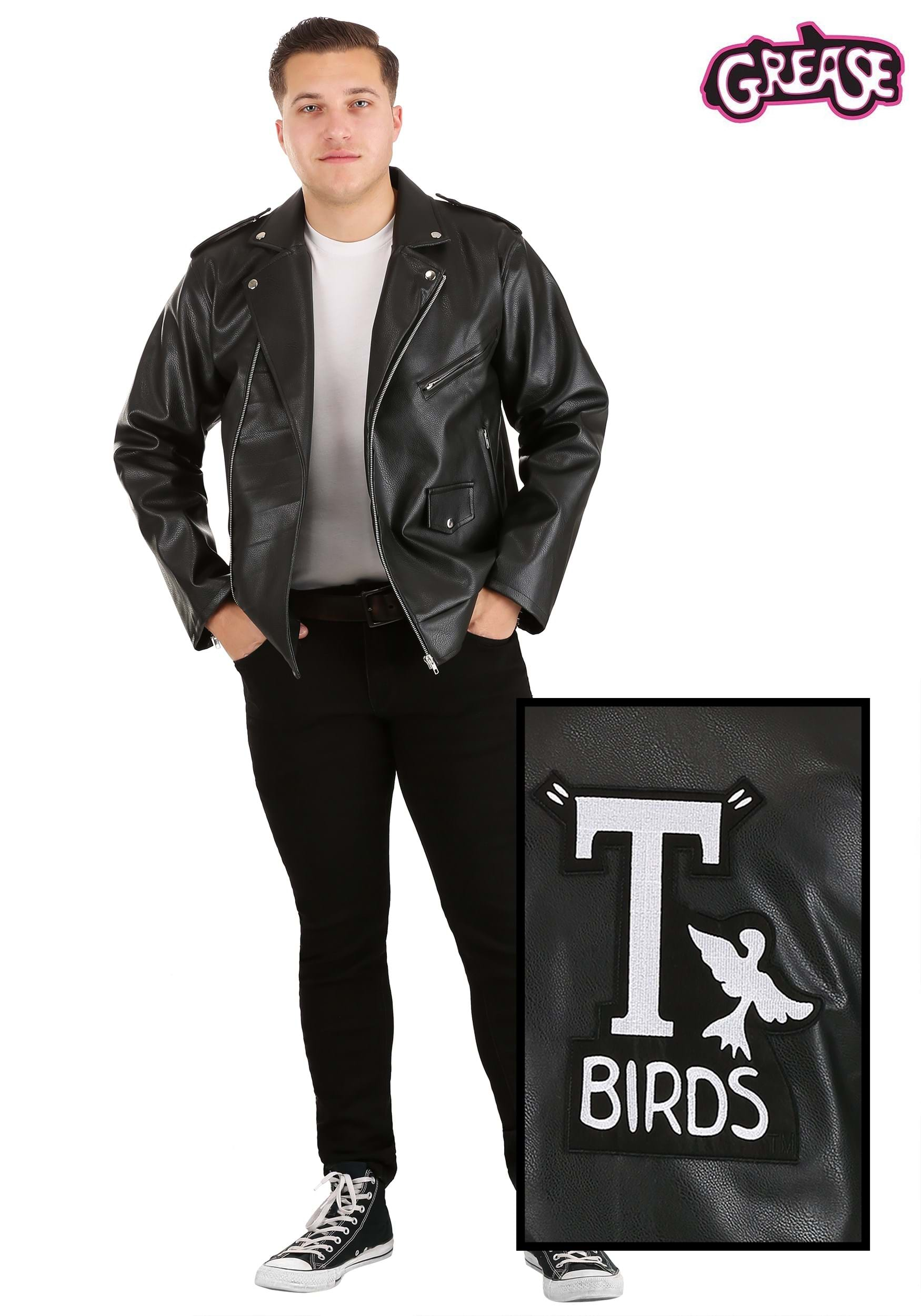 Grease Authentic T-Birds Jacket for Men