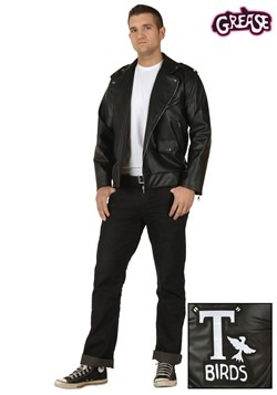 Plus Size Grease Authentic T-Birds Jacket Costume update