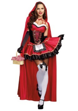 Womens Little Red Costume