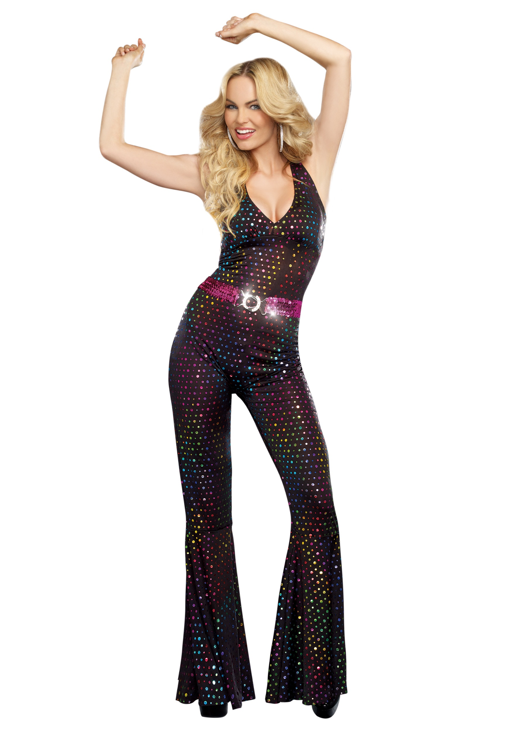 Womens disco doll costume solutioingenieria Gallery