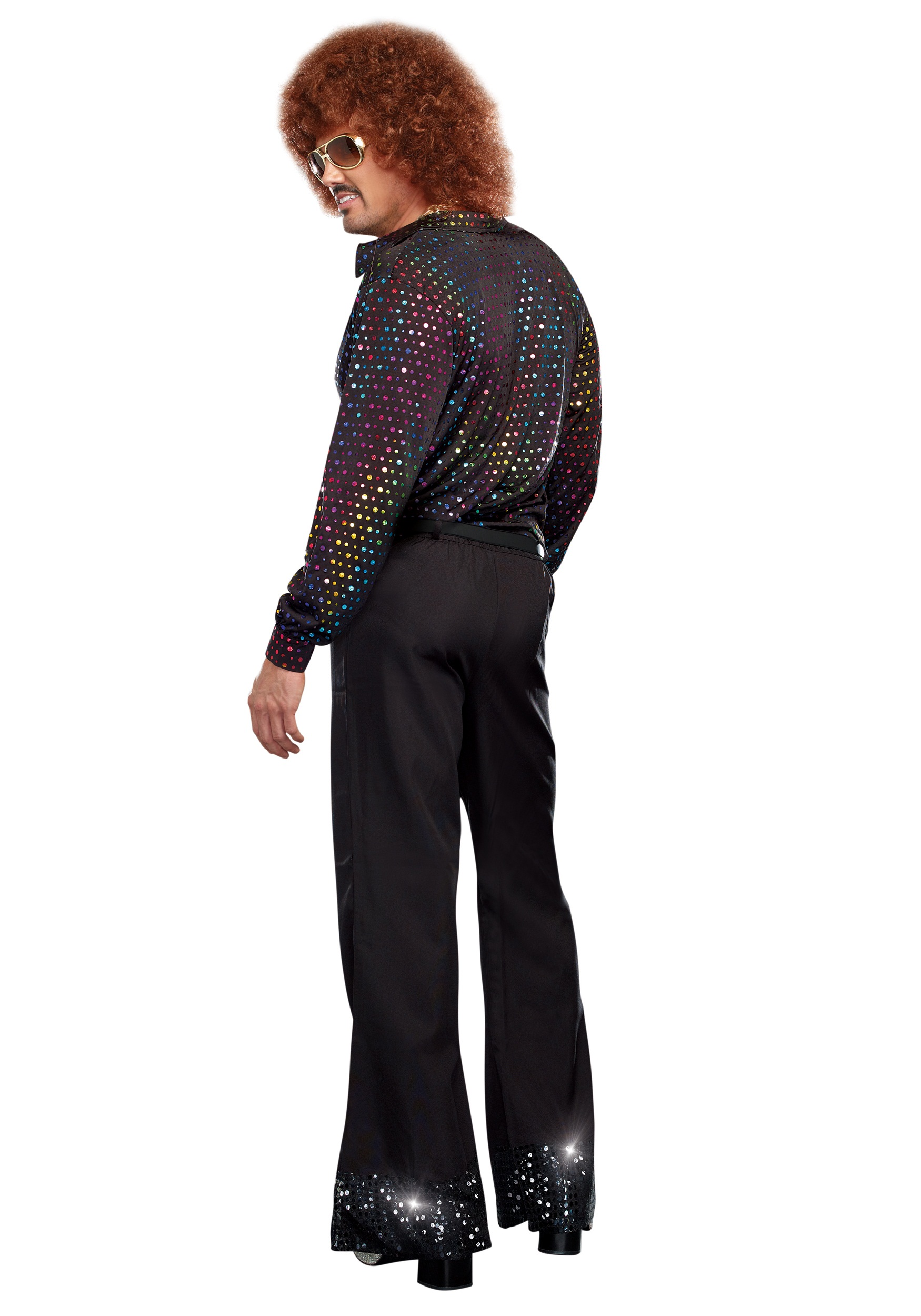 Mens 70s Disco Shirts