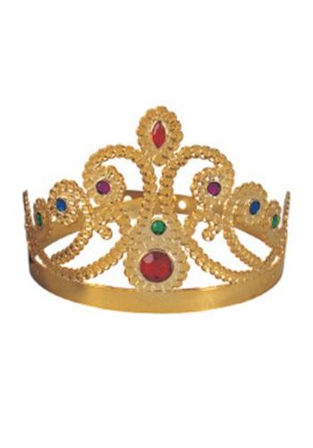 Gold Queens Tiara