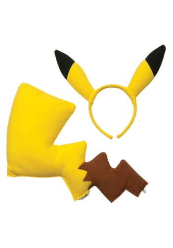 Click Here to buy Pokemon Pikachu Kit from HalloweenCostumes, USA Funds & Shipping
