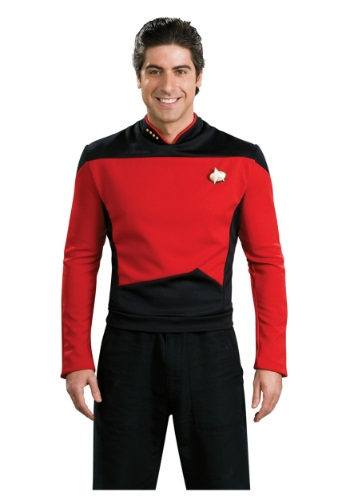 Star Trek: TNG Adult Deluxe Command Uniform