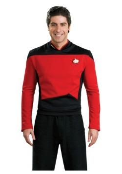 Star Trek: TNG Men's Deluxe Command Uniform Costume