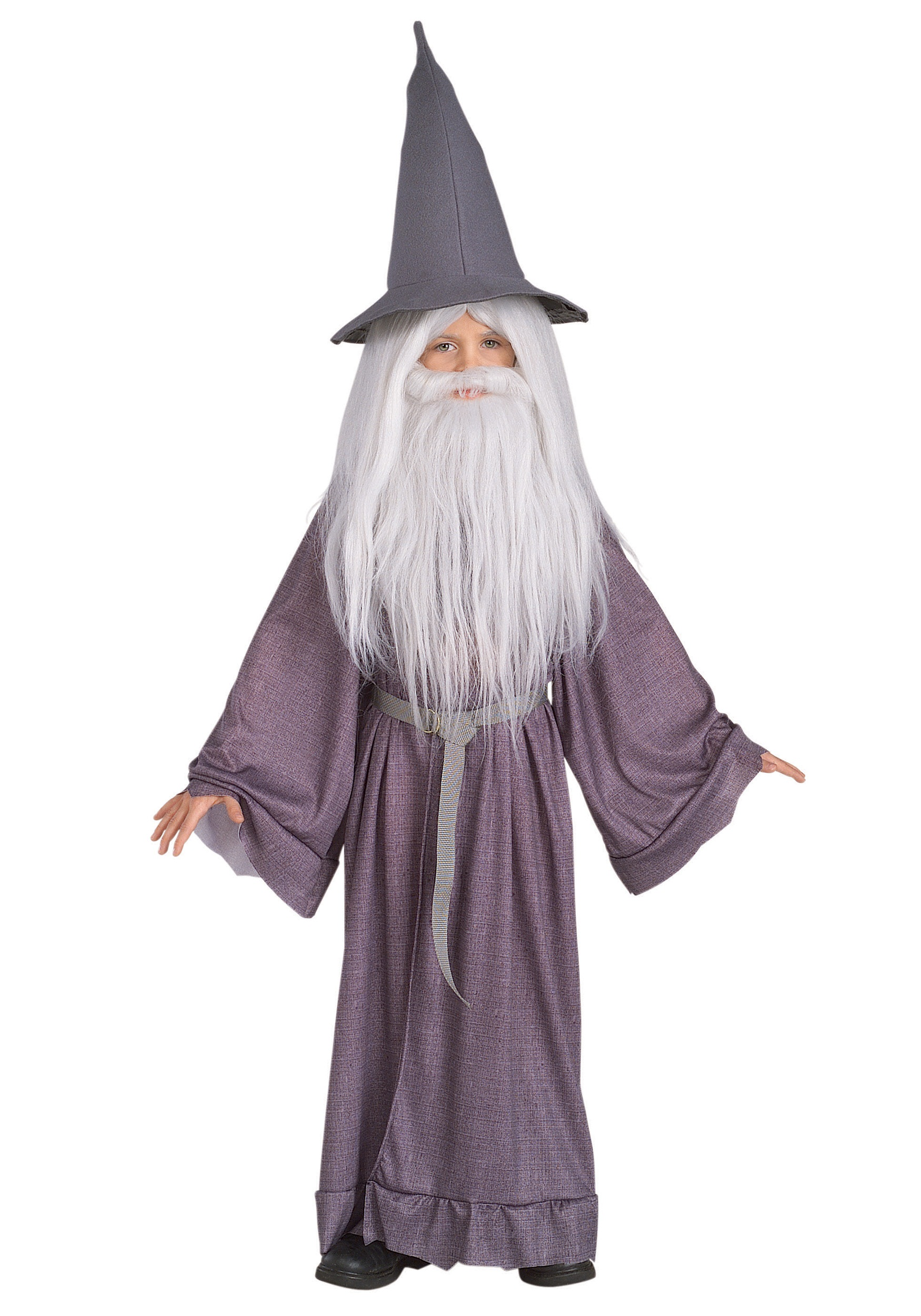 Gandalfs hobbit costume and cosplay guide the hobbit kids gandalf costume includes robe belt and wizard hat solutioingenieria Images