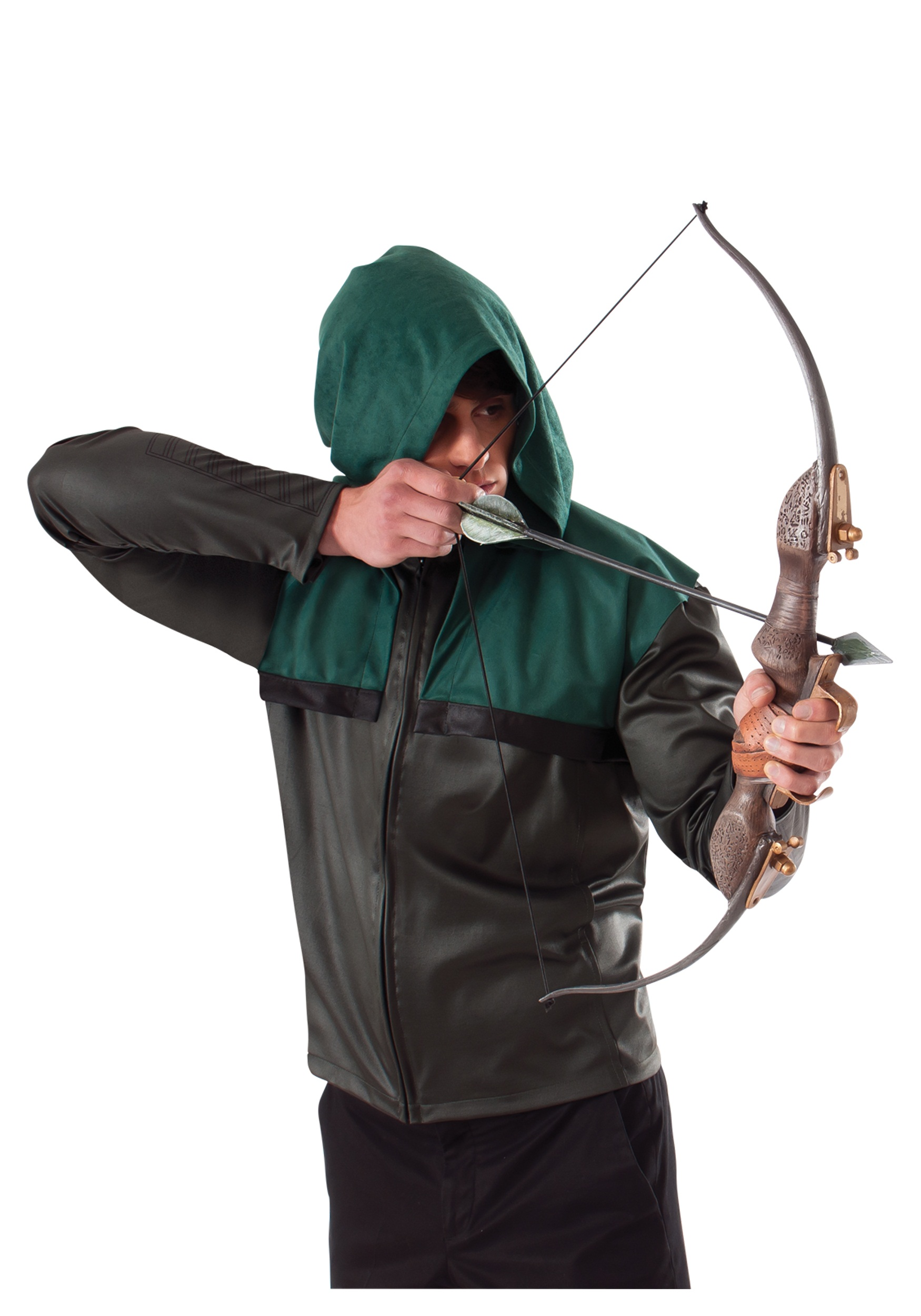Green Arrow Arrow Green Arrow Bow And Arrow Set