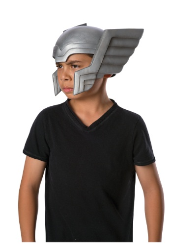 Click Here to buy Kids Thor Helmet from HalloweenCostumes, USA Funds & Shipping