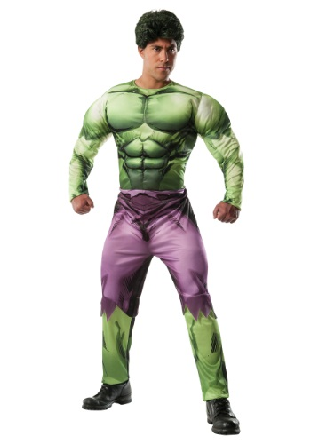Deluxe Adult Hulk By: Rubies Costume Co. Inc for the 2015 Costume season.