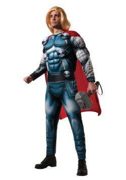 Adult Deluxe Thor Costume