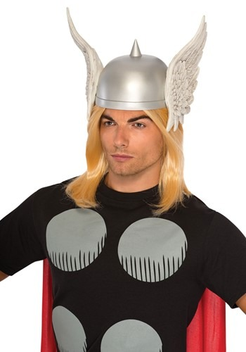 Click Here to buy Adult Thor Helmet from HalloweenCostumes, USA Funds & Shipping