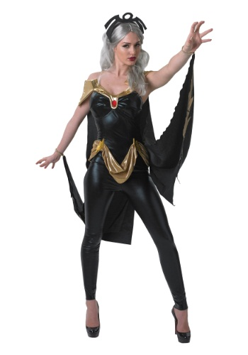 X Men Adult Storm Costume By: Rubies Costume Co. Inc for the 2015 Costume season.