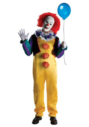 Deluxe Pennywise the Clown Costume