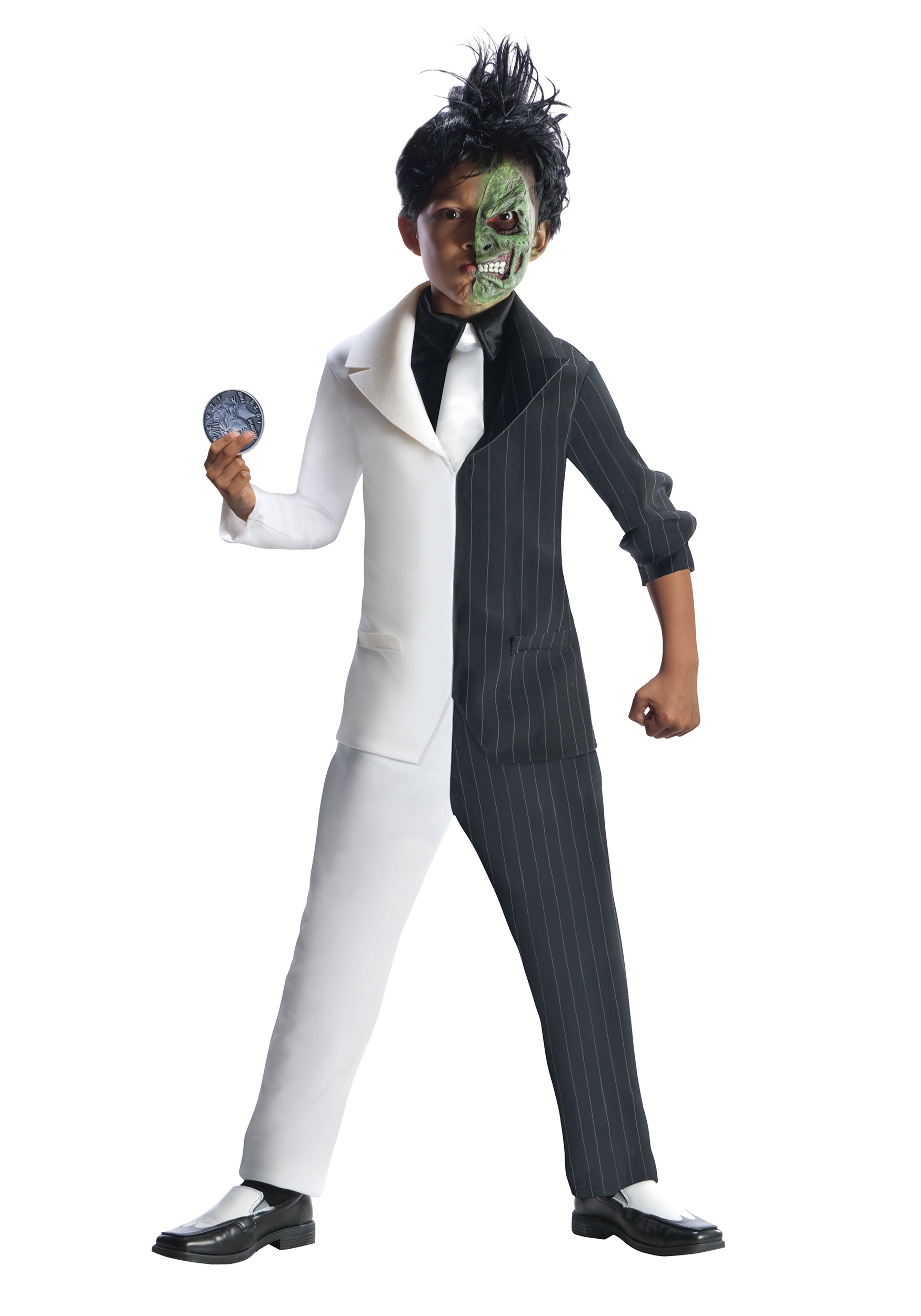 sc 1 st  Halloween Costumes & Boys Two-Face Costume