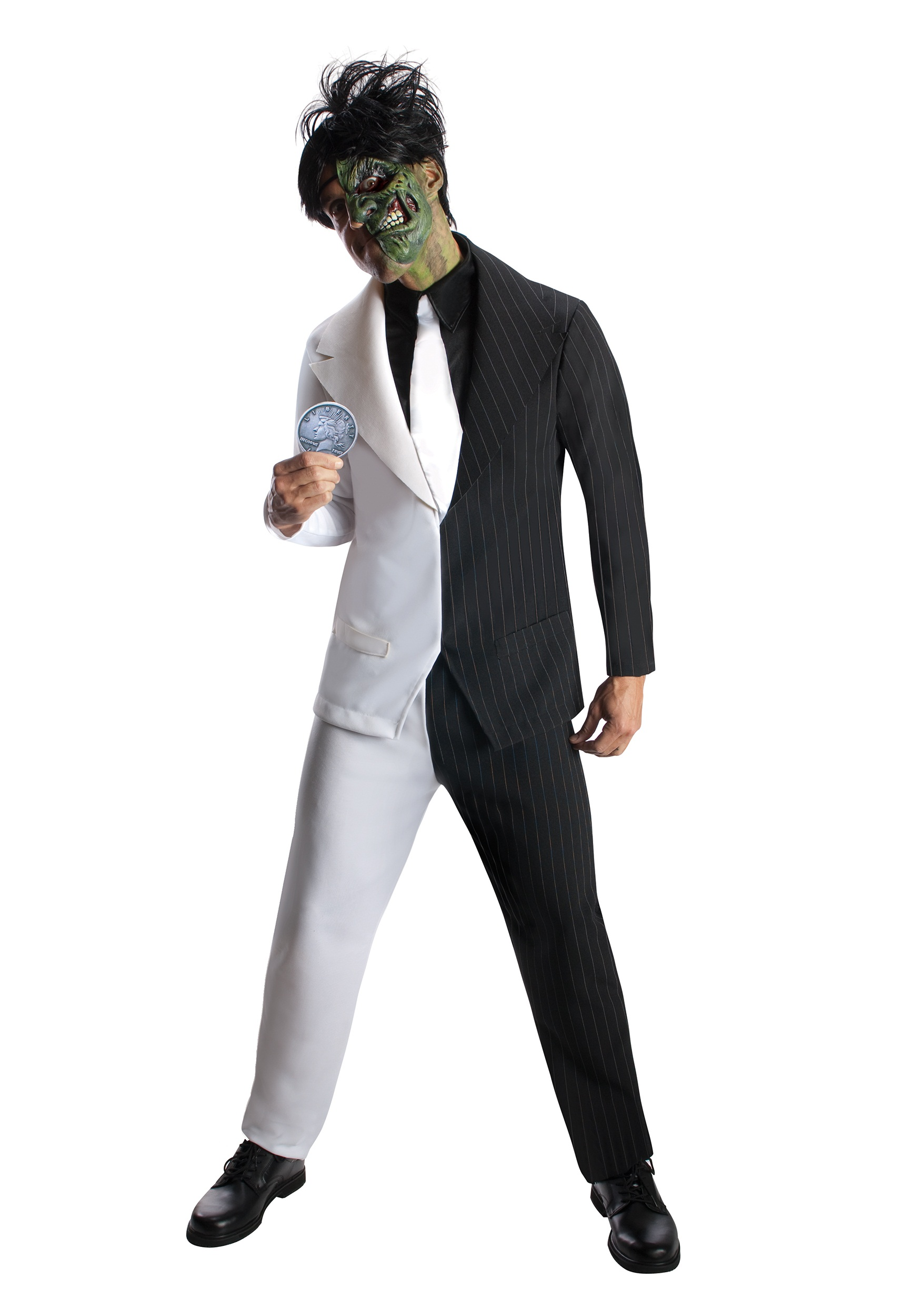 Adult Two Face Costume