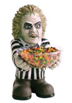 Beetlejuice Candy Bowl Holder