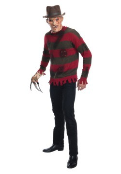 Adult Deluxe Freddy Costume Sweater