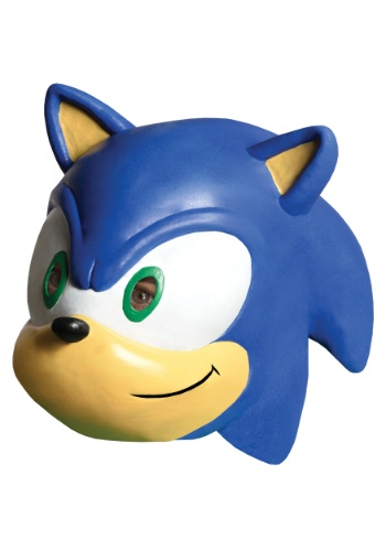 Child Sonic the Hedgehog Mask