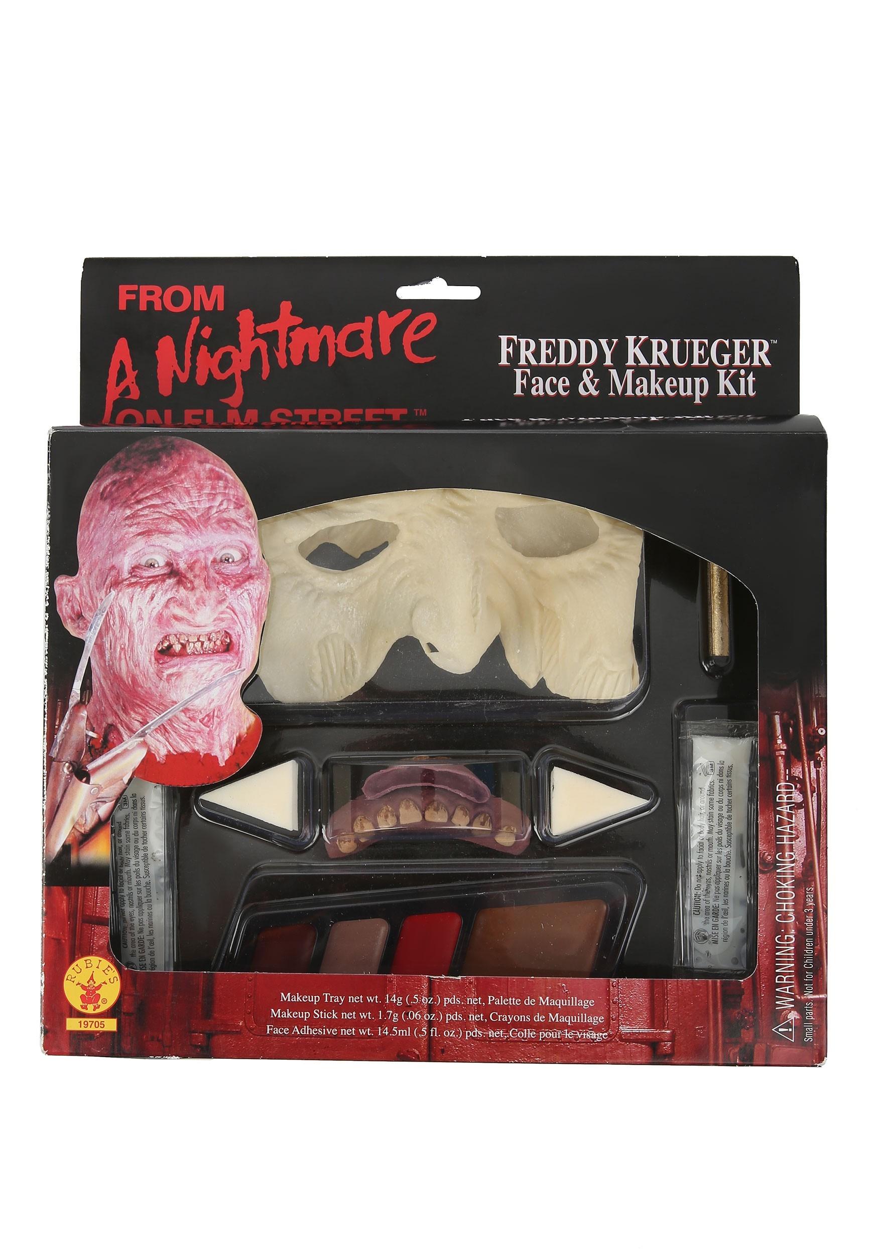 Rubies Freddy Krueger Makeup Kit