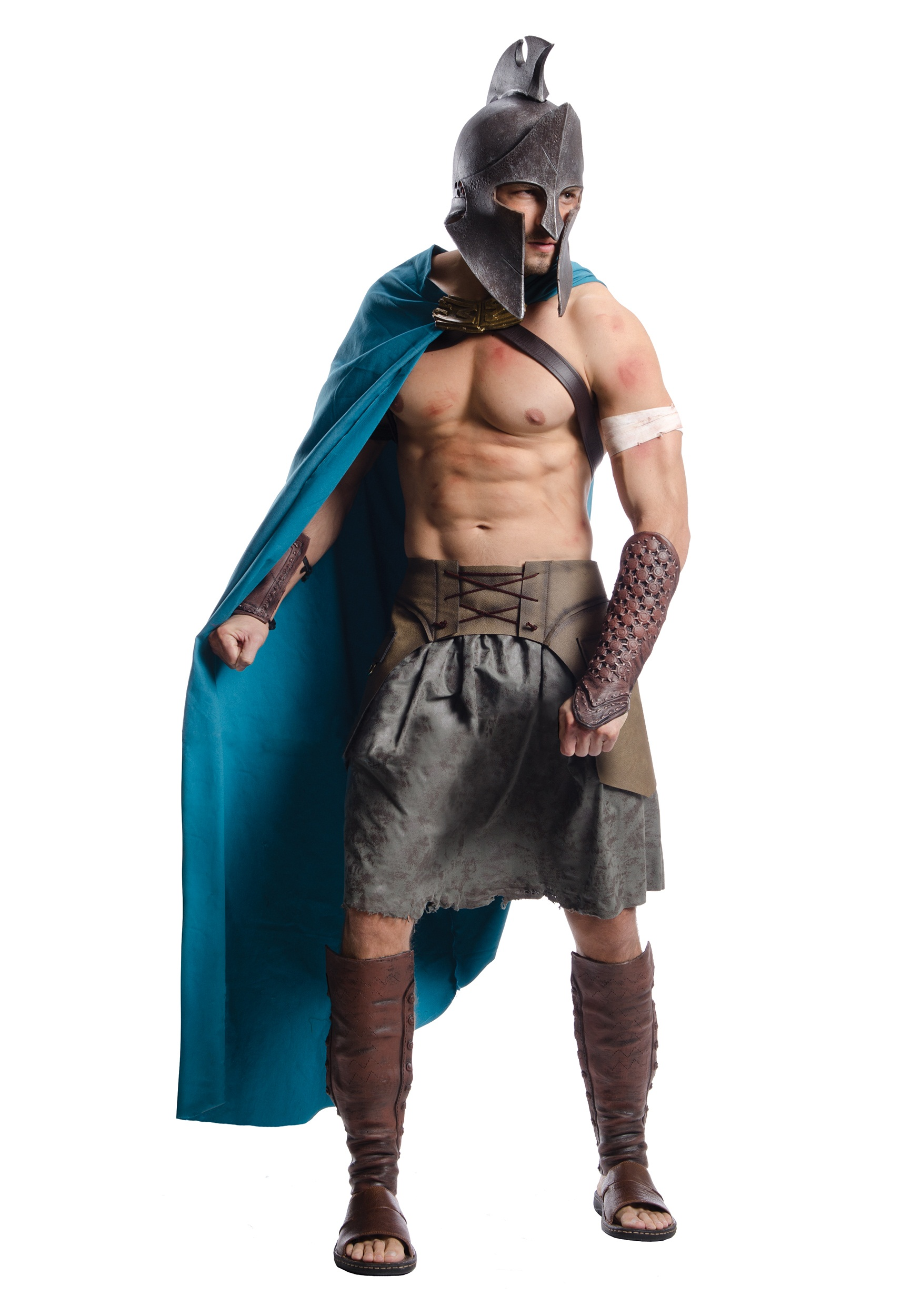 sc 1 st  Halloween Costumes & 300 Movie Deluxe Themistocles Adult Costume