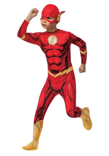 Classic The Flash Costume By: Rubies for the 2015 Costume season.