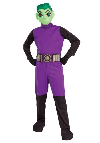 Teen Titans Beast Boy Costume By: Rubies Costume Co. Inc for the 2015 Costume season.