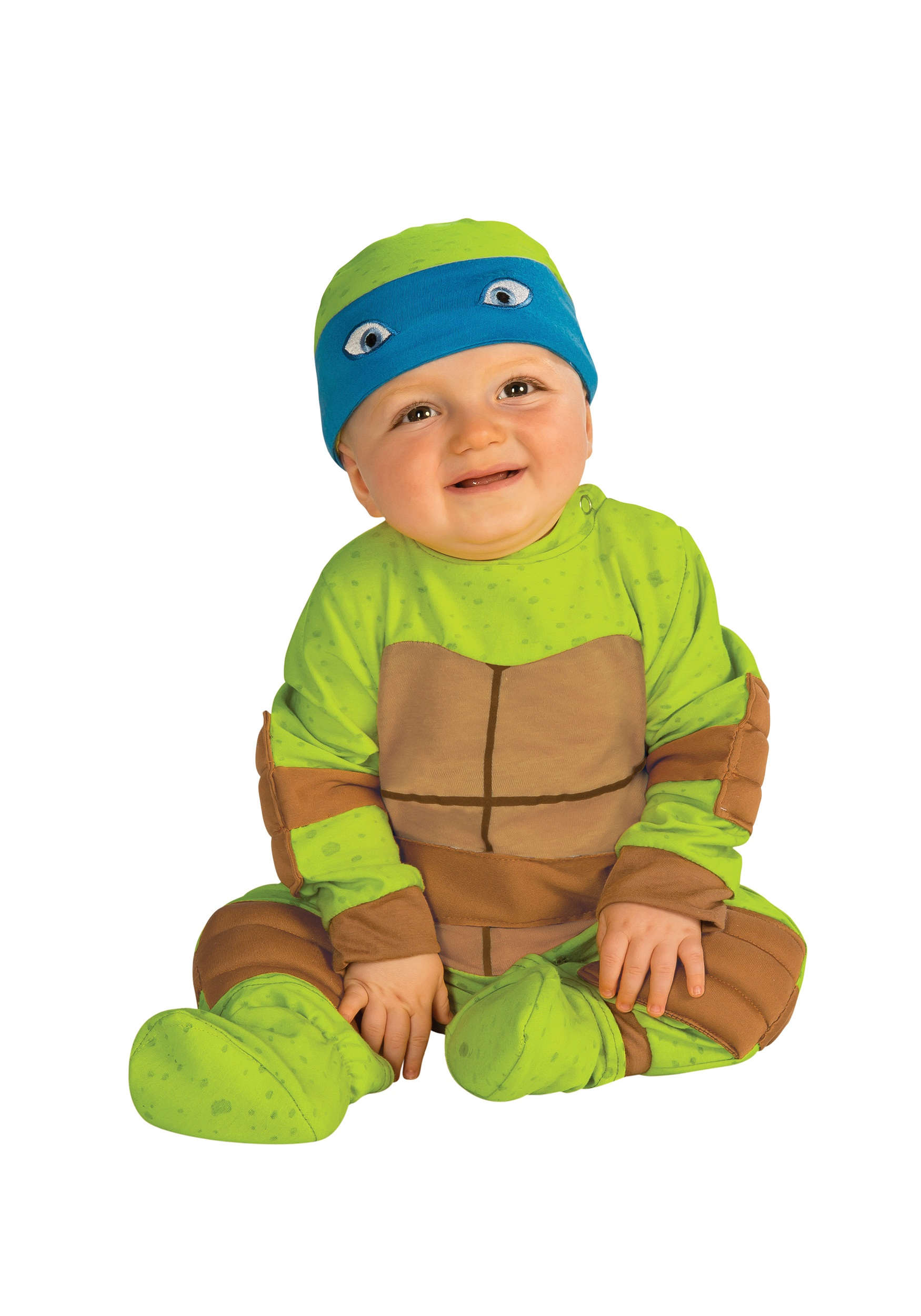 Infant Ninja Turtle Jumper Blue