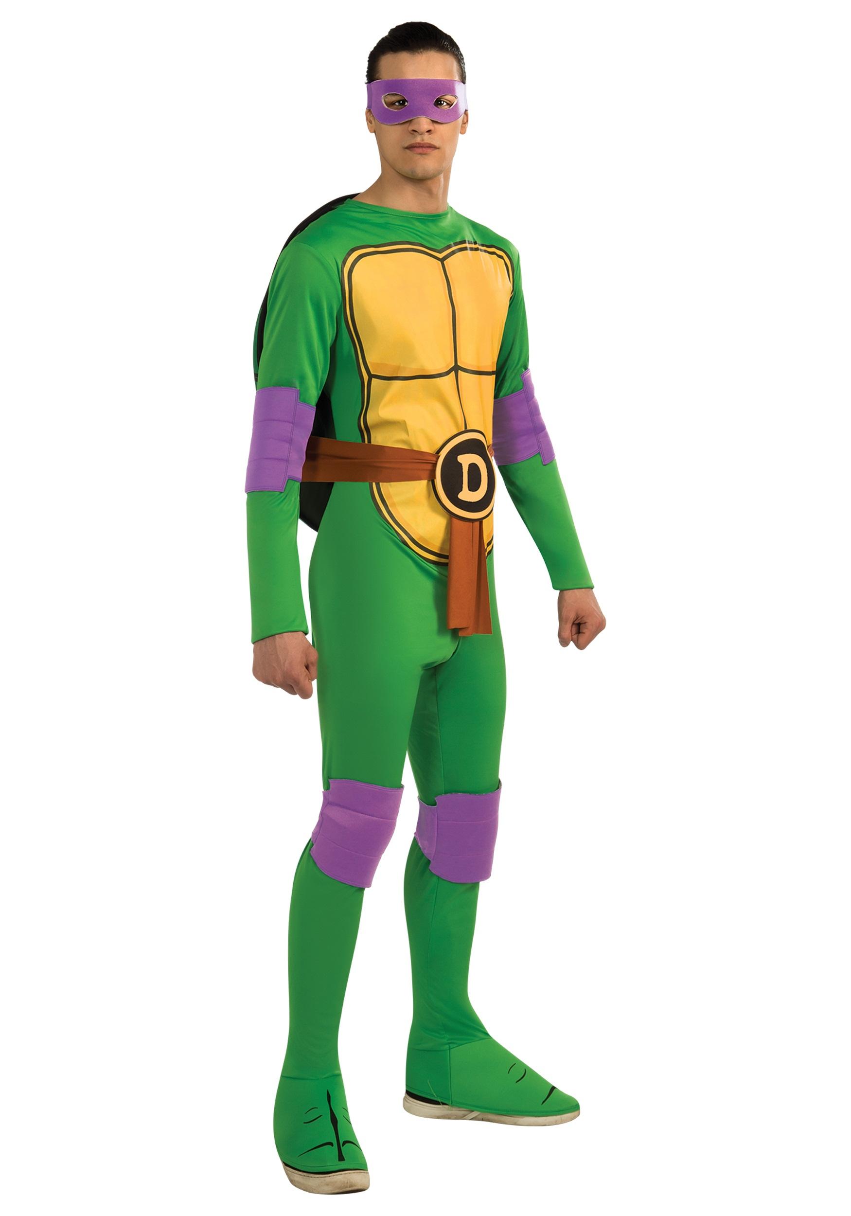 Classic Adult TMNT Donatello Costume RU887249