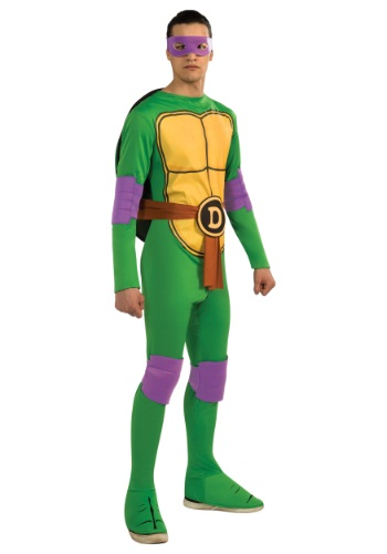 Classic Adult TMNT Donatello Costume RU887249-ST