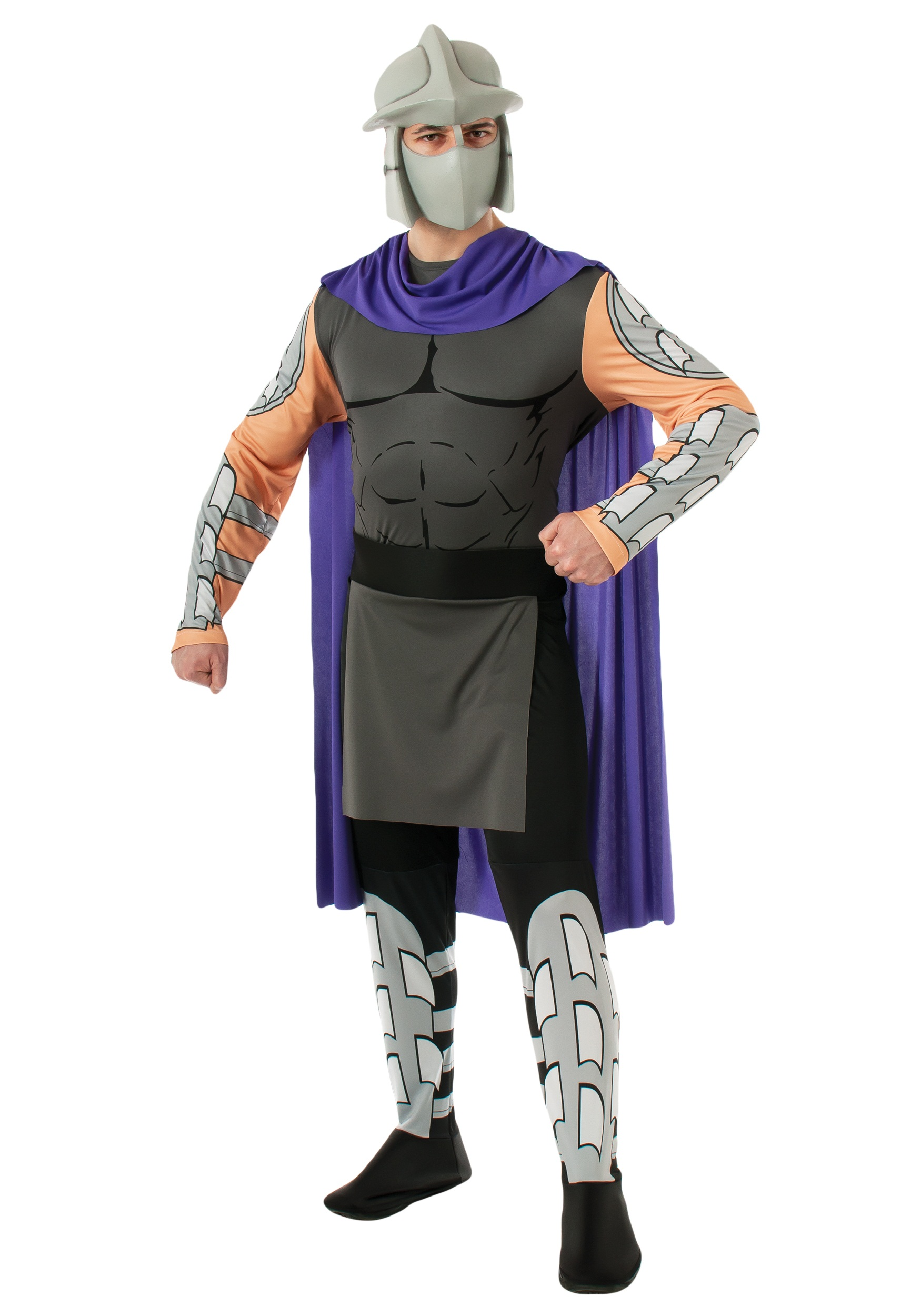 Delightful TMNT Adult Shredder Costume