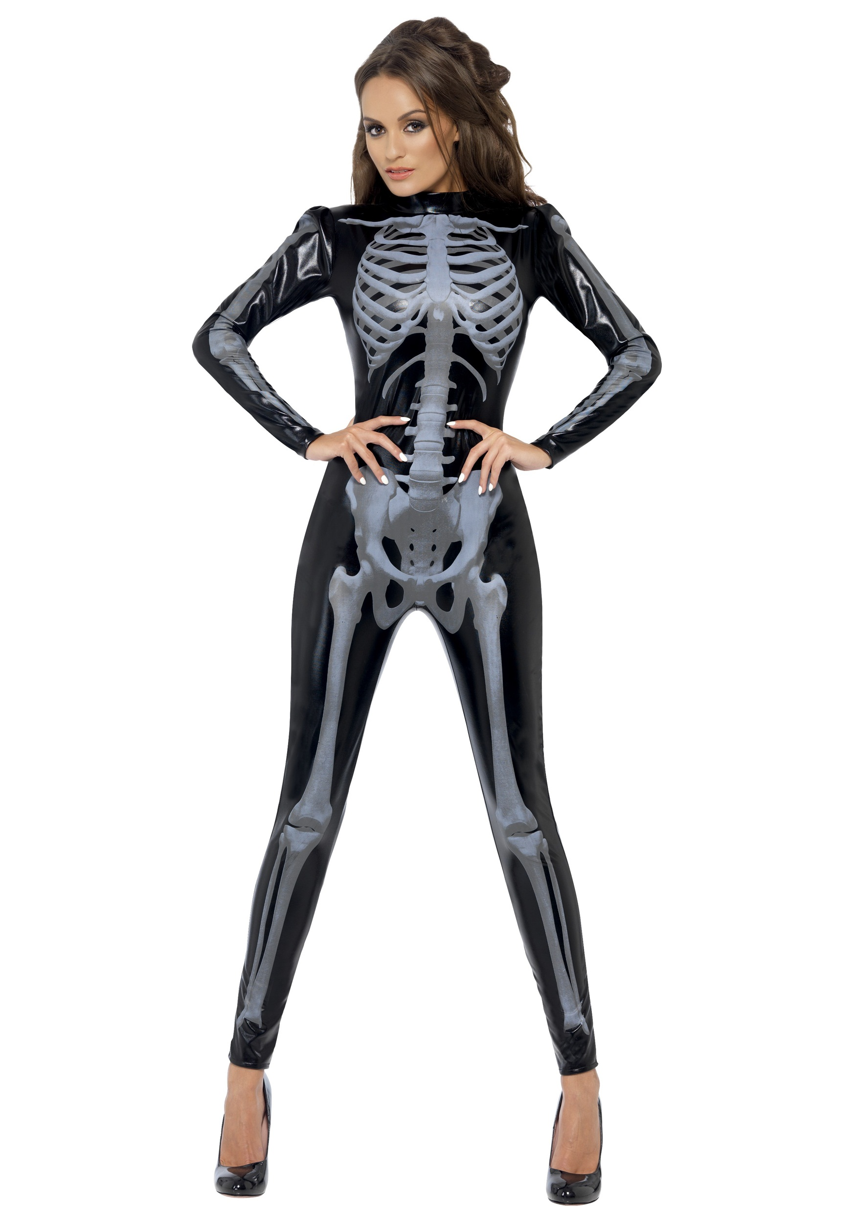 Image result for Skeleton costume