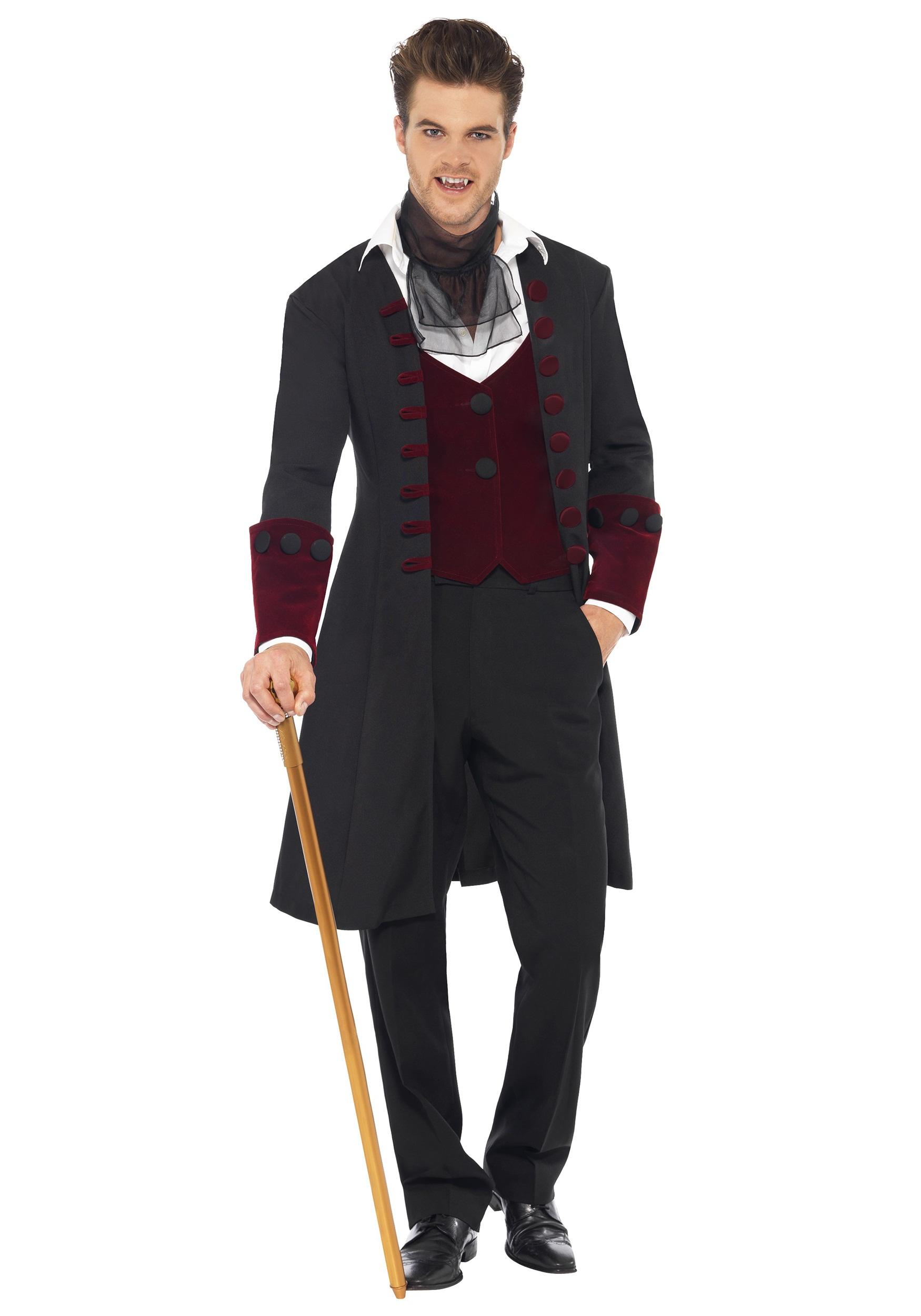 Men\'s Gothic Vampire Costume