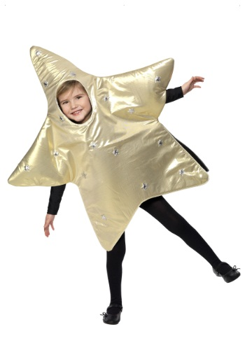 Child Star Costume By: Smiffys for the 2015 Costume season.