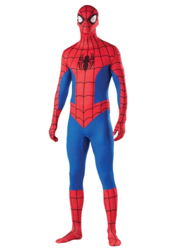 Click Here to buy Amazing Spider-Man 2 Second Skin Suit from HalloweenCostumes, USA Funds & Shipping